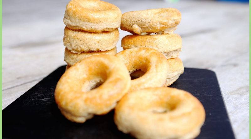 Donuts saludables