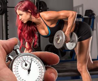 tiempo de tensión muscular