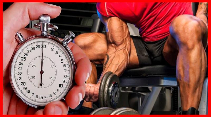 tensión construir músculo
