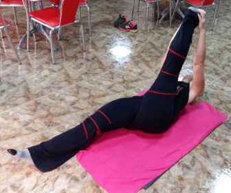 yin yoga para corredores