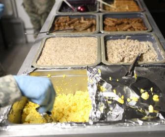 perder peso dieta militar