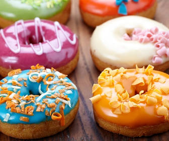 donuts alimentos perjudiciales metabolismo
