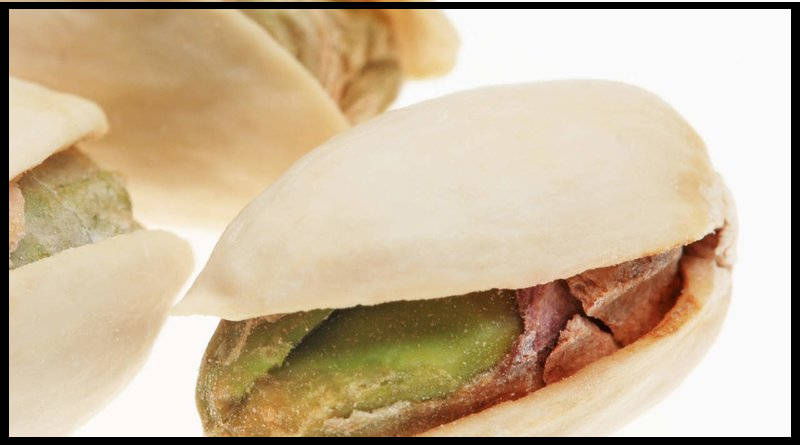 Refrigerio de pistachos