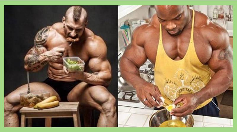 Comer para Volumen