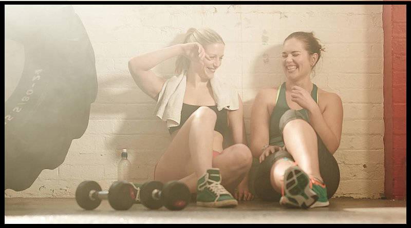 ejercicio con un amigo