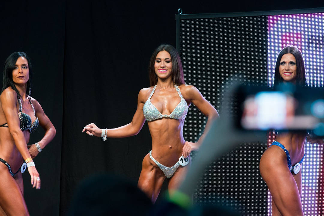 Ana Alvarez competicion
