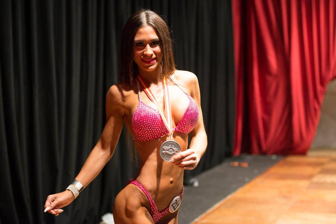 Ana Alvarez Bikini fitness model