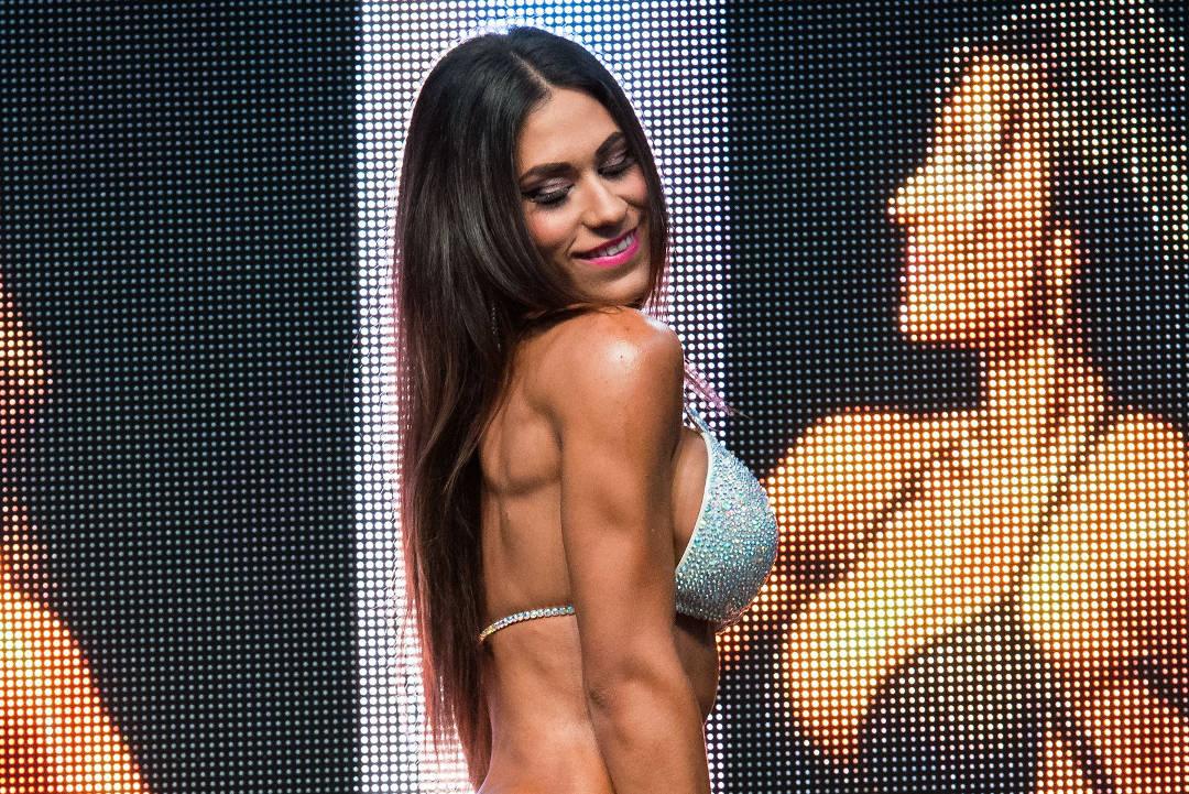 Ana Alvarez IFBB
