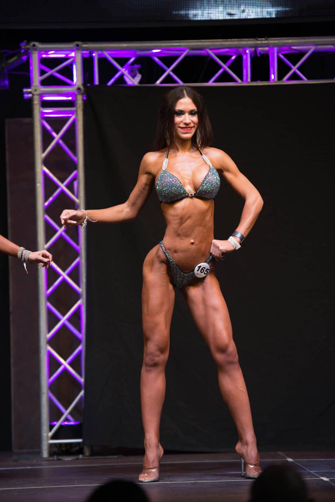 Bikini Fitness Ana Alvarez
