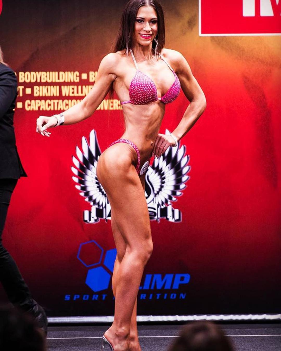 Ana alvarez fitness