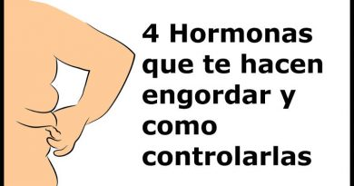 hormonas que te hacen engordar
