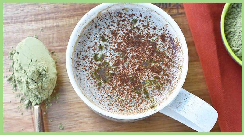 Matcha Latte casero