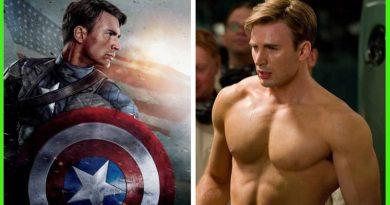 Dieta y Entrenamiento del Capitán América