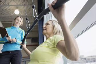 personal trainer desafio mujer