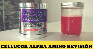 comprar cellucor alpha amino