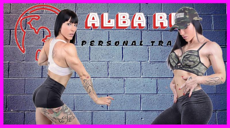 Entrevista a la entrenadora y modelo fitness Alba Rus