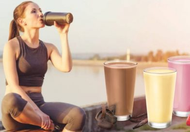 batidos de proteína para mujeres