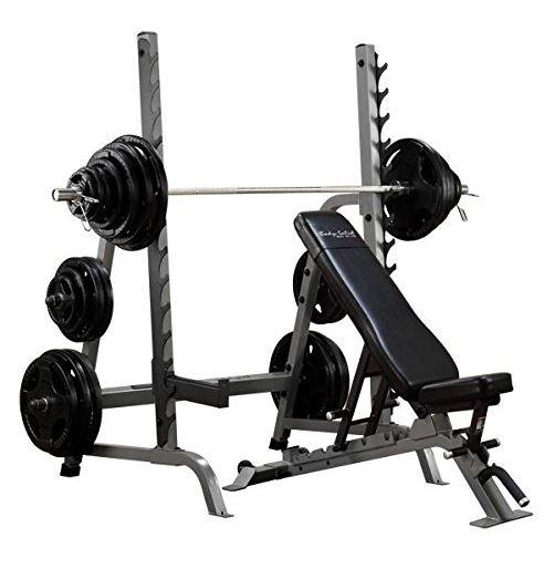 El mejor banco de pesas