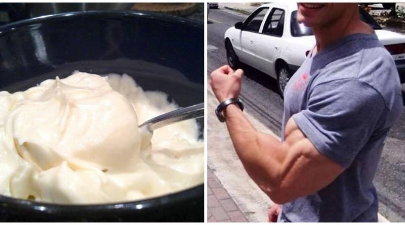 falta de proteínas