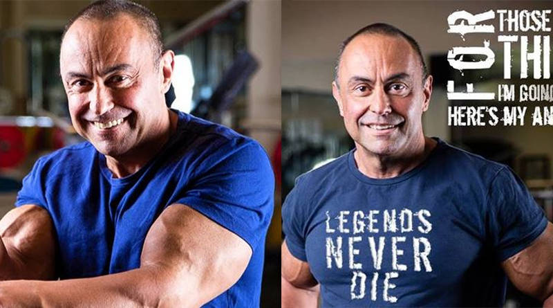 Fallece Charles Poliquin