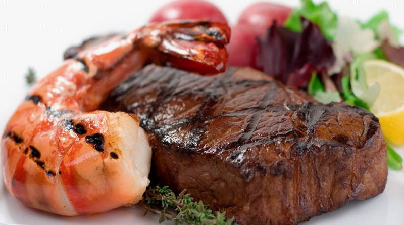 ingesta de proteínas