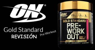 Pre-Workout Optimum Nutrition