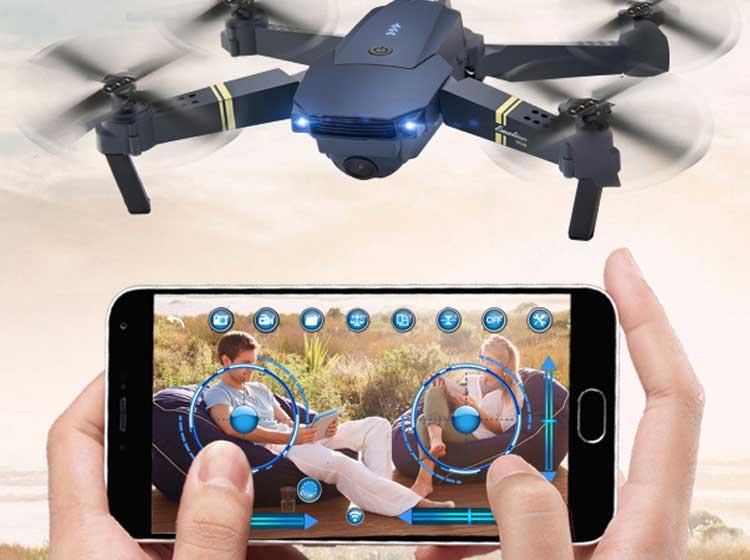 movil El mejor Drone barato con cámara