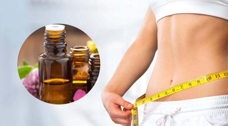 Aceites Esenciales para bajar de peso