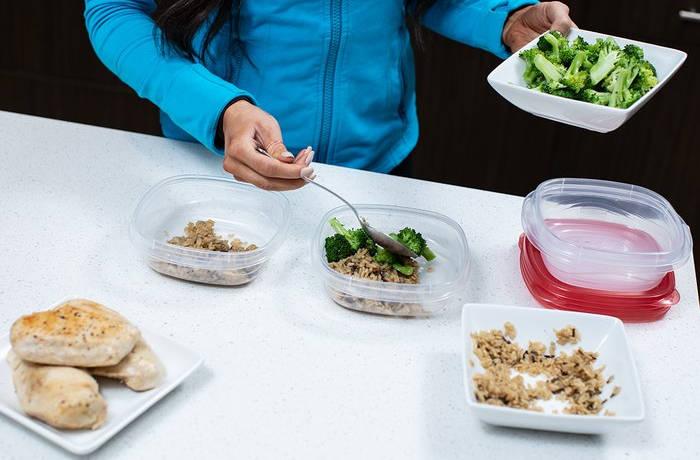 plan de comidas saludable