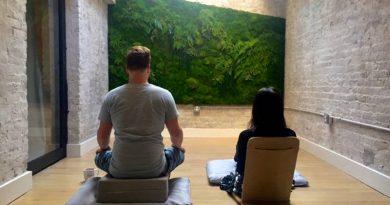 sillas de meditación
