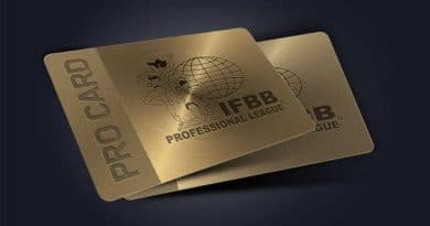 Y después de la IFBB PRO CARD qué…