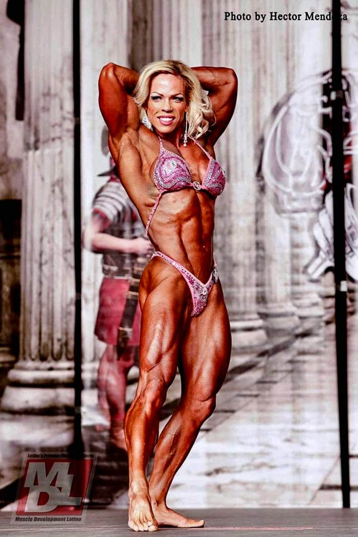 Joanna romano ifbb pro