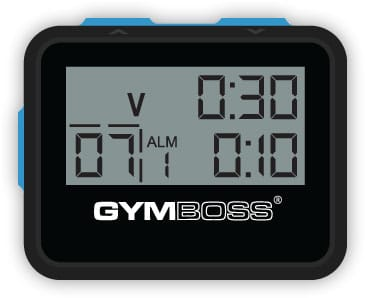 Gymboss timer clasico