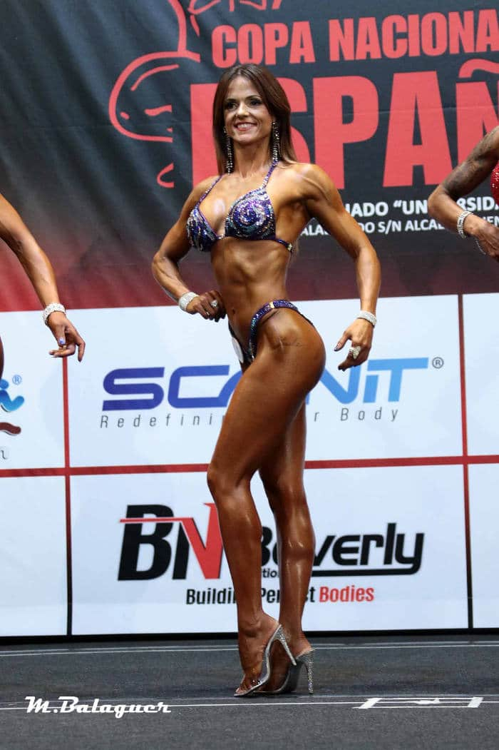 Èlia Rivera copa de españa IFBB