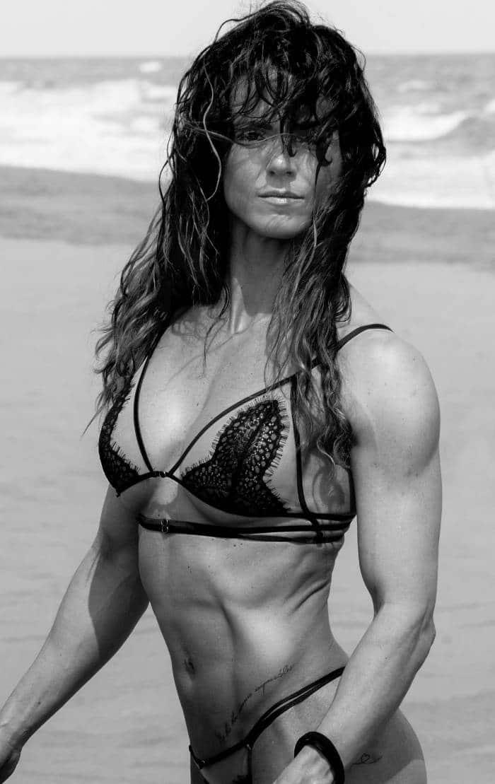 Èlia Rivera fitness ifbb