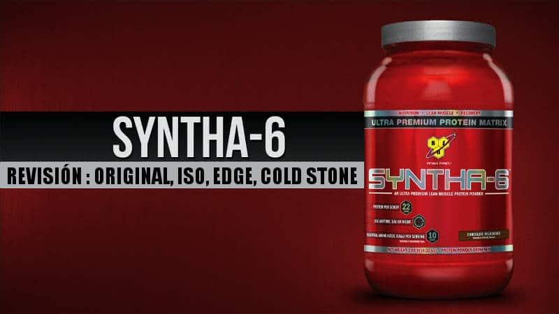 Como tomar bsn syntha 6
