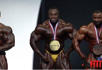 Mister Olympia 2019 Resultados y Premios en Metálico