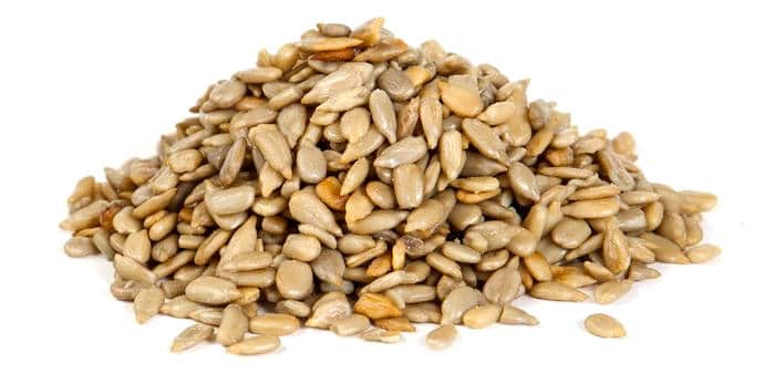 Alimentos baratos y saludables Semillas de girasol