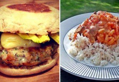recetas de comida para ganar músculo
